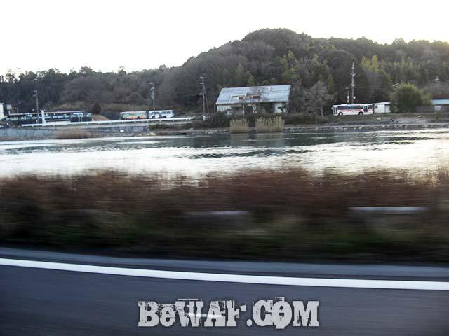 2月26日 琵琶湖 湖上調査の写真