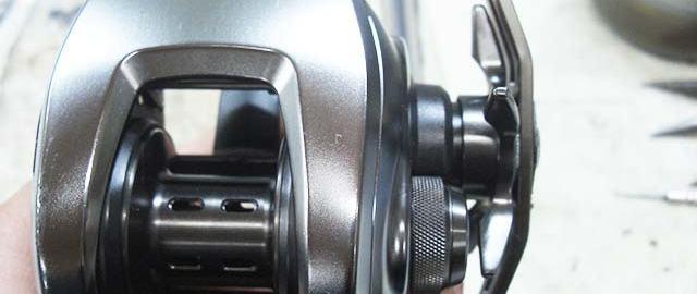 ダイワ Z2020 SHLリール修理写真