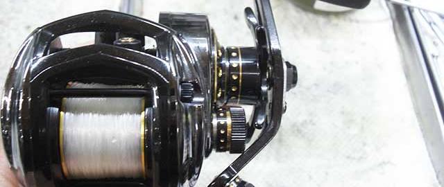 アブ レボ ブラック6 修理写真