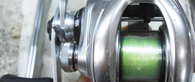 シマノ 16メタニウムMGL 分解写真
