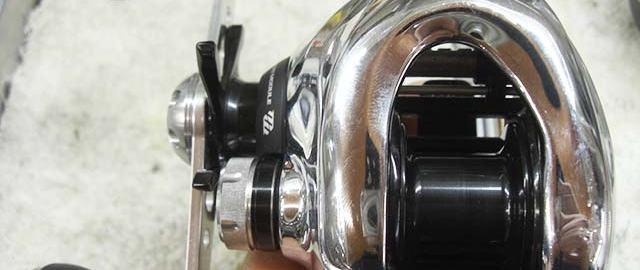 シマノ 12 アンタレス オーバーホール修理写真