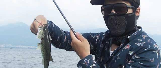 琵琶湖バスフィッシング ガイドブログ釣果写真