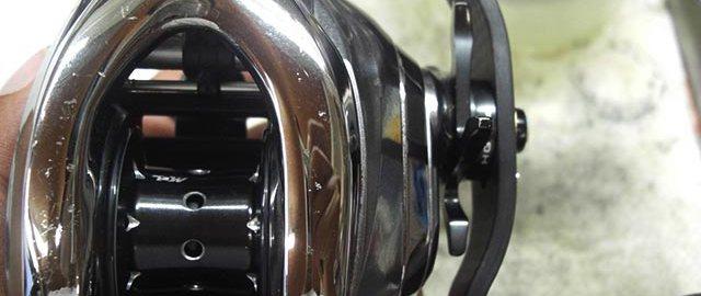シマノ 16 アンタレス DC オーバーホール修理写真