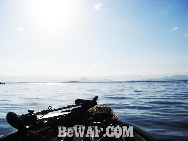 琵琶湖 秋 ZOOMワーム 釣果 写真