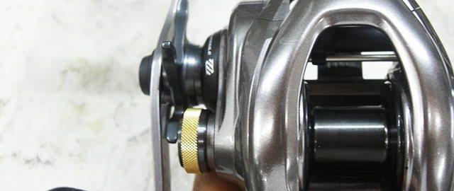 シマノ 13 メタニウム DC XG メンテナンス 写真