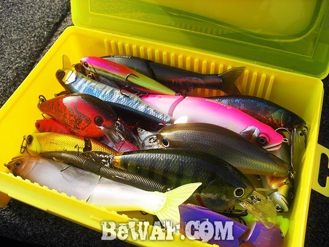 琵琶湖 秋の釣り ハードベイト釣果 写真