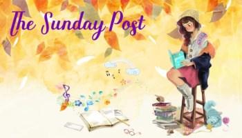 The Sunday Post September 23rd: Week of binge reading, going bonkers