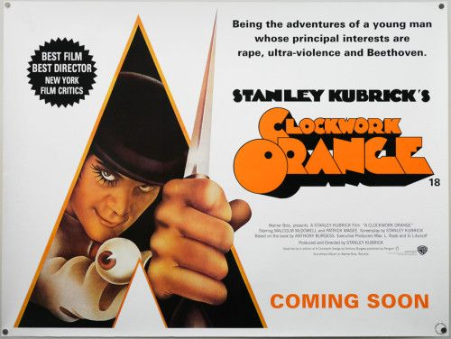 Clockwork Orange Phillip Castle