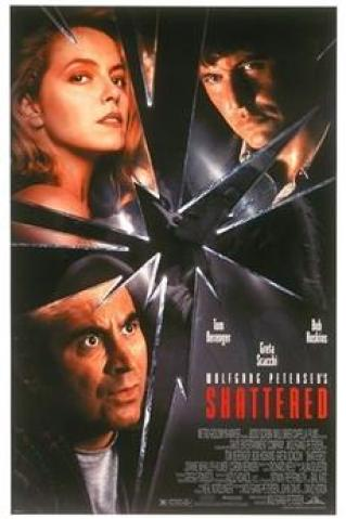 Movie cover from Shattered