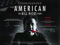 Film Poster for American: The Bill Hicks Story