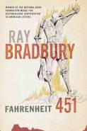 Cover of Fahrenheit 451 Ray Bradbury