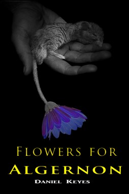 Flowers For Algernon by Daniel Keyes book cover
