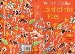 Faber & Faber's 50th-anniversary edition of William Golding's Lord of the Flies
