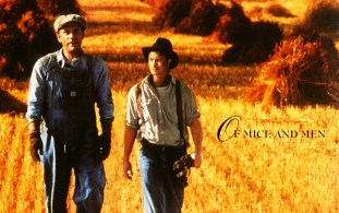 Film poster Of Mice and Men