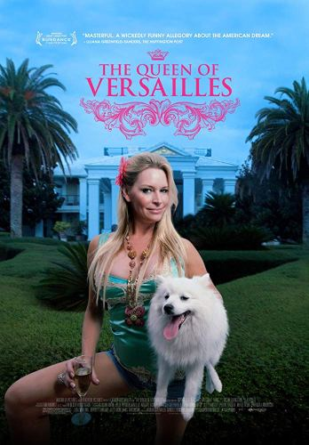 Movie poster for The Queen of Versailles