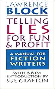 Telling Lies for Fun and Profit - Lawrence Block book cover