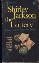 Early cover of Shirley Jackson's The Lottery