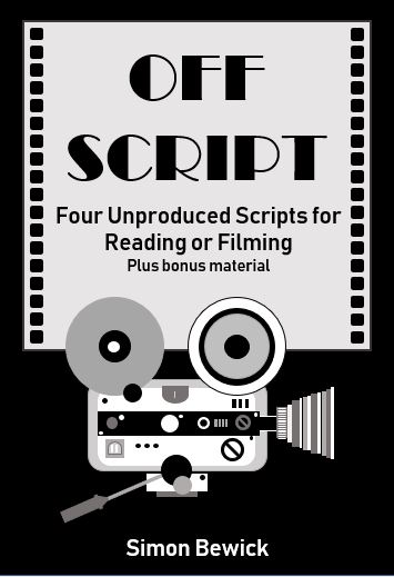The Cover for Off Script - available on Amazon now