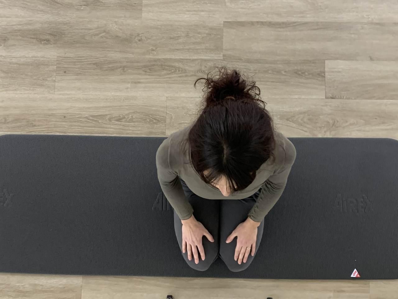 Pilates Routine 1