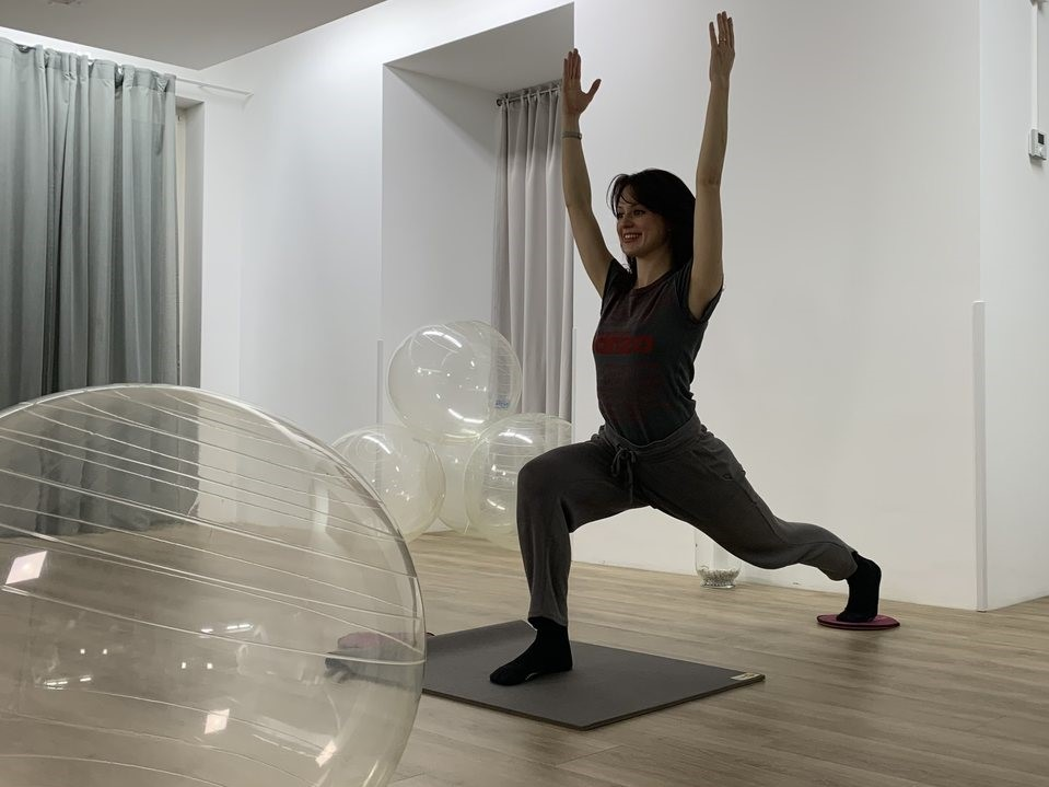 Pilates meets Yoga mit Flowtonic