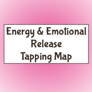 Energy & Emotional Release Tapping Map e-File