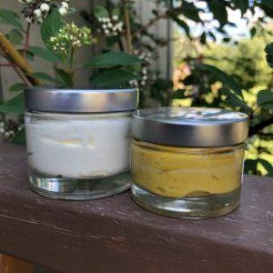 Personalized Flower Essence Formula in Tallow Balm