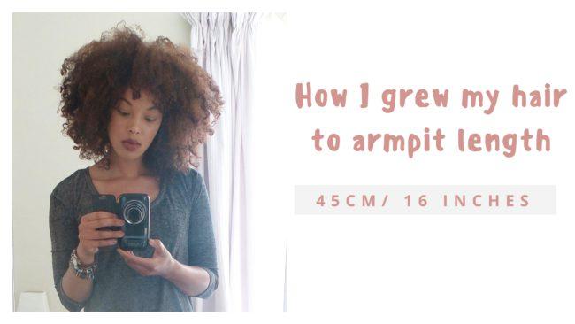 hair growth challenge