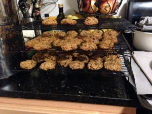 3-tier cookie rack