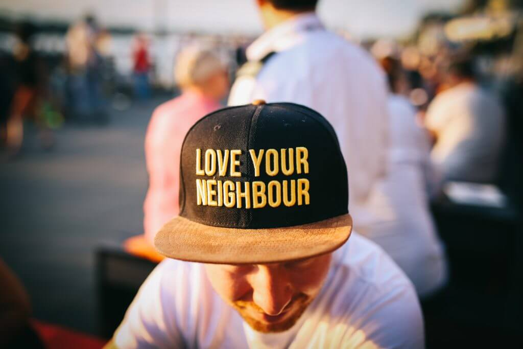 One way to love your neighbor is to help the homeless, but in order to do so, we need to be prepared!