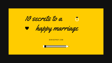 Photo of 10 secrets to a happy marriage