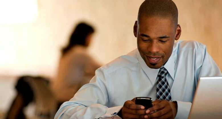 Christian with Social Media