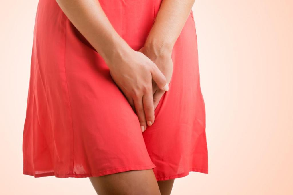 Why few women frequently Pee