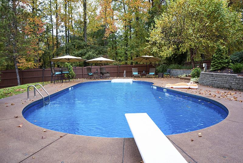 Contaminated Pool Water