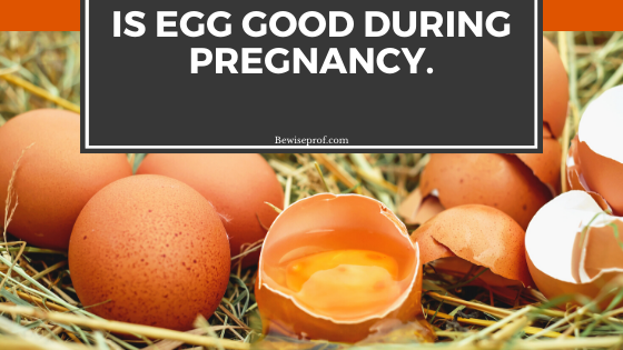 Is Egg Good During Pregnancy.