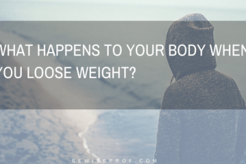 What Happens To Your Body When You Loose Weight?