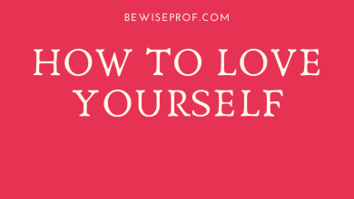 Photo of How to love yourself