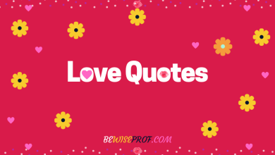 Photo of Quotes About love