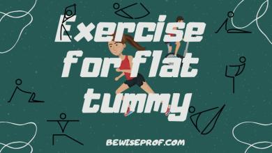 Photo of Exercise for flat tummy