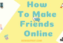 Photo of How to make friends online
