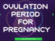 Ovulation Period For Pregnancy
