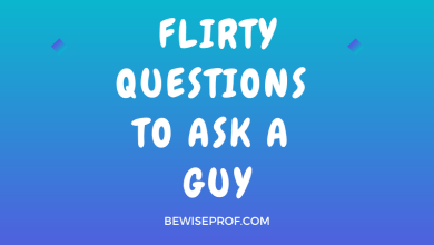 Photo of Flirty Questions To Ask a Guy