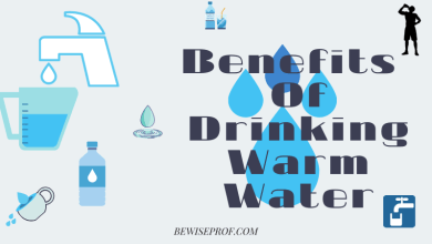 Photo of Benefits of drinking hot water