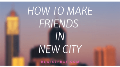 Photo of How to make friends in new city