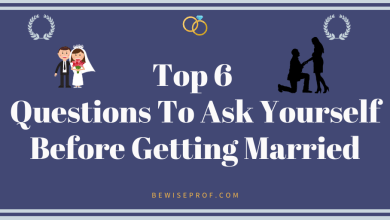 Photo of Top 6 Questions To Ask Yourself Before Getting Married