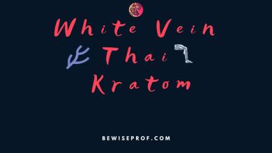 Photo of White vein Thai Kratom