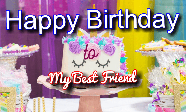 birthday letter to my best friend