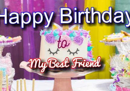 Birthday Letter to My Best Friend