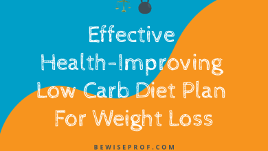 Photo of Effective Health-Improving Low Carb Diet Plan For Weight Loss – An Ultimate Guide To Shedding Off Those Extra Kilos!