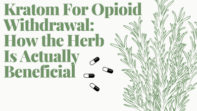 Photo of Kratom for Opioid Withdrawal: How the Herb Is Actually Beneficial
