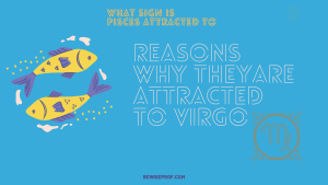Reasons why they are attracted to Virgo
